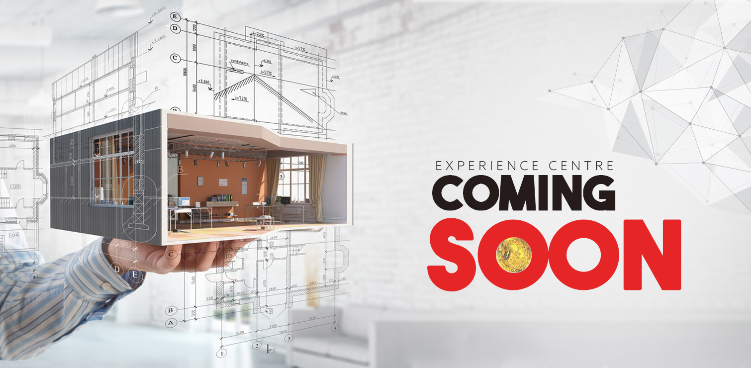 experience centre coming soon